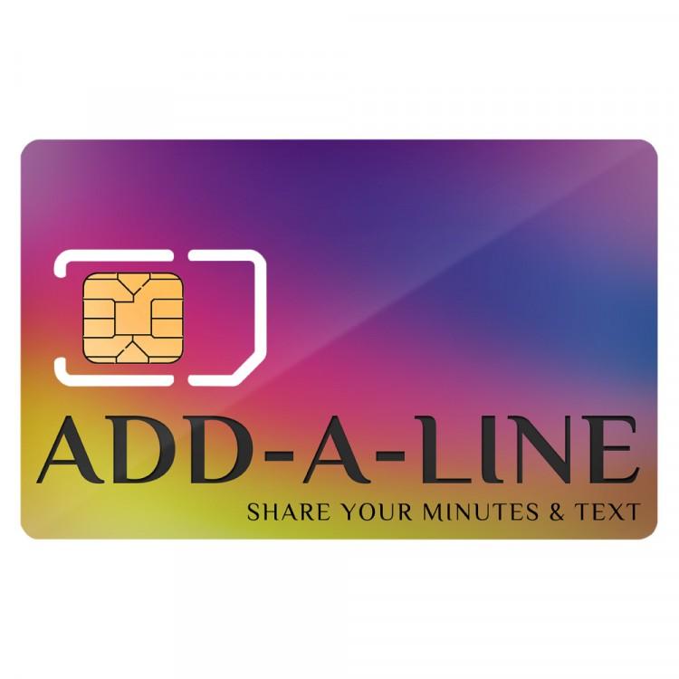 ADD-A-LINE Wireless Plan