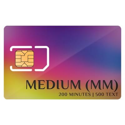 MEDIUM (MM)