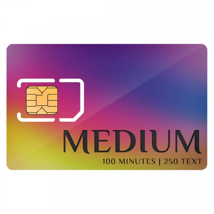 MEDIUM Wireless Plan