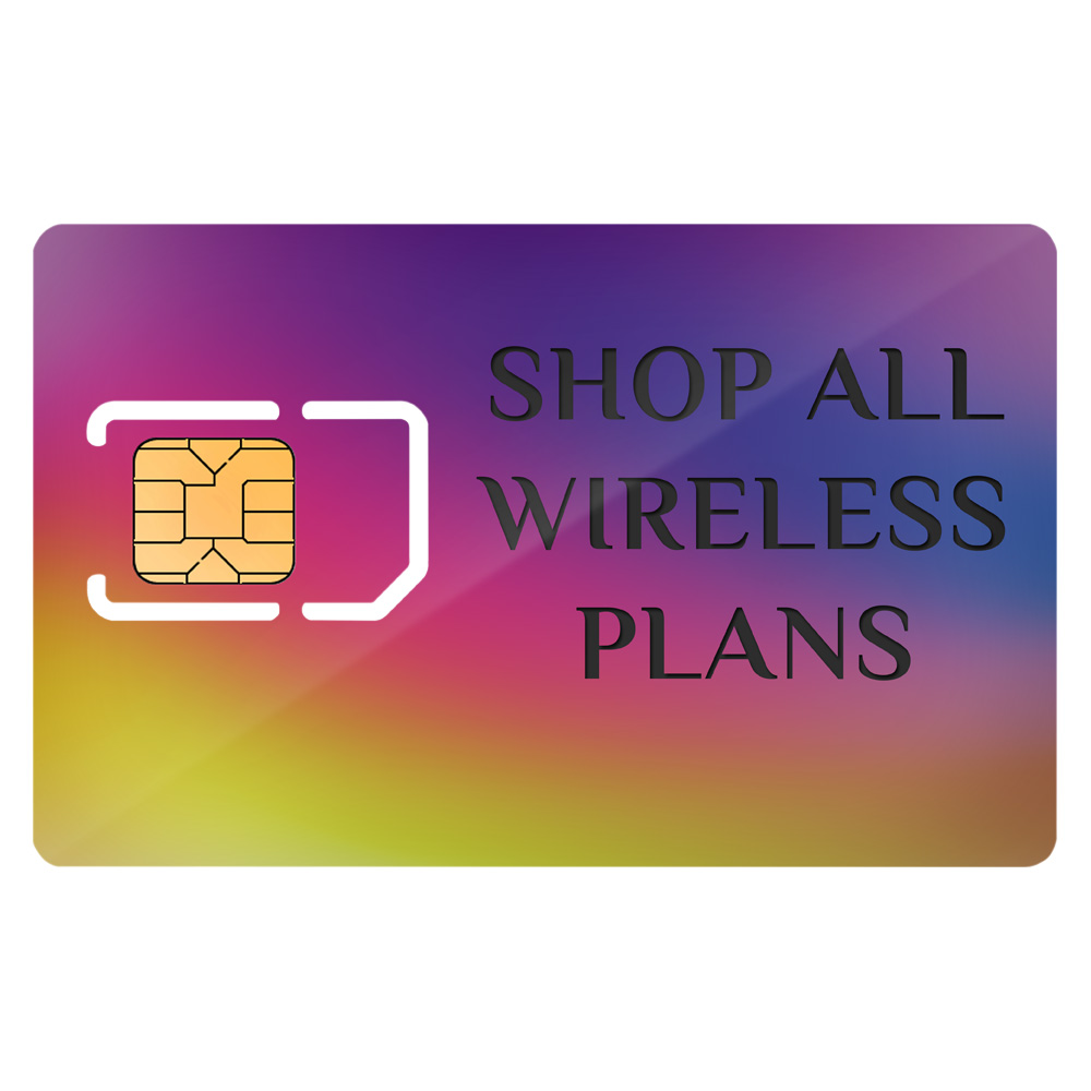 Shop all Wireless Plans